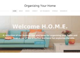 home-organizing-made-easy.com