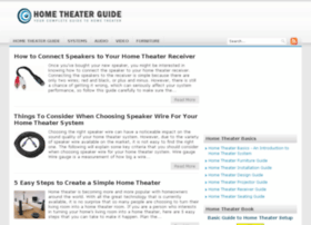 home-theater-guide.org