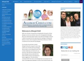 home.allergicchild.com