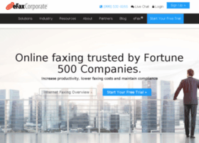 home.efaxcorporate.com