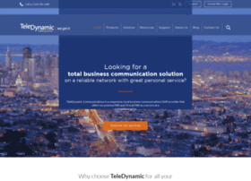home.teledynamic.com