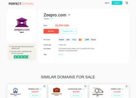 home.zeepro.com