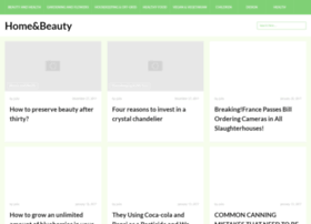 homeandbeauty.org