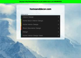 homeanddecor.com