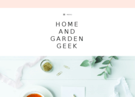 homeandgardengeek.com