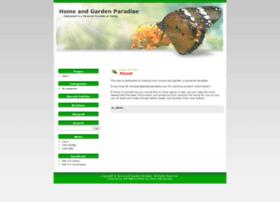homeandgardenparadise.com