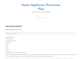 homeapplianceprotectionplan.com