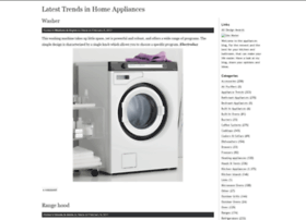 homeappliances.wordpress.com