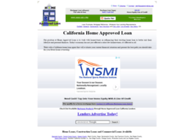 homeapprovedloan.com