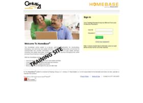 homebasetraining.century21.com