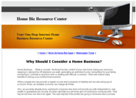 homebizresourcecenter.com