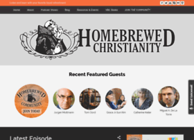 homebrewedchristianity.com