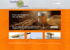homebrewsupplies.ca