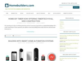 Homebuilders.com