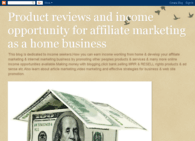 homebusinessideasincomeopportunities.blogspot.in