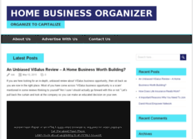 homebusinessorganizer.com