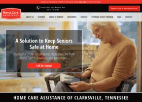 homecareassistanceclarksville.com
