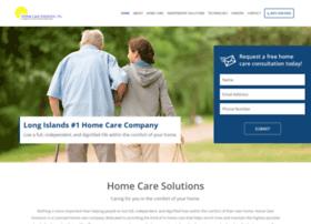 homecaresolutionsli.com