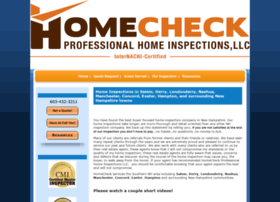 homecheckhomeinspections.com