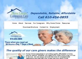 homechoicecompanioncare.com