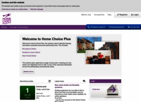 homechoiceplus.org.uk