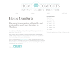 homecomfortsaberdeen.co.uk