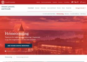 homecoming.cornell.edu