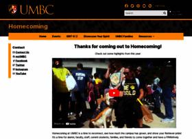 homecoming.umbc.edu