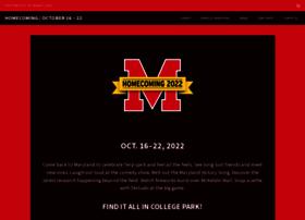 homecoming.umd.edu