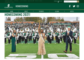 homecoming.uncc.edu