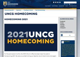 homecoming.uncg.edu