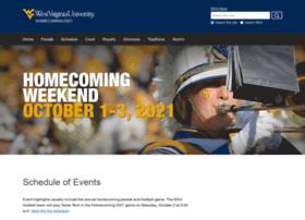 homecoming.wvu.edu