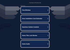 homecontrol4.me