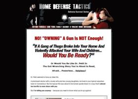 homedefensetactics.com