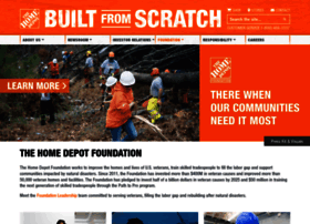 homedepotfoundation.org
