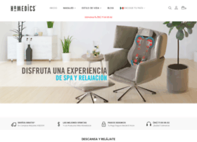 homedics.com.mx