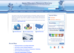 homeeddirectory.com