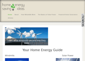 homeenergysavingideas.net