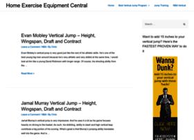 homeexerciseequipmenthq.com