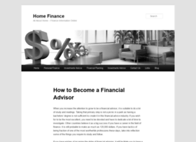 homefinanceblog.info