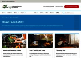homefoodsafety.org