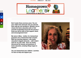 homegrownlearners.com