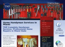 homehandymanservicesmiami.com