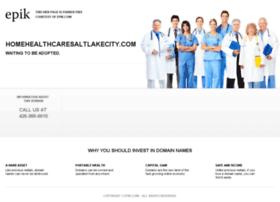 homehealthcaresaltlakecity.com