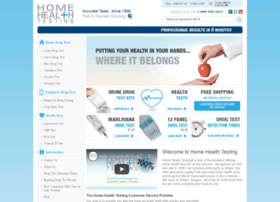 homehealthtesting.com