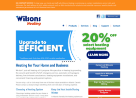 homeheating.wilsons.ca