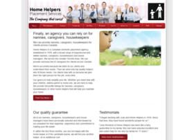 homehelpers.com