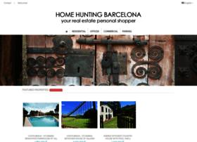 homehuntingbarcelona.com