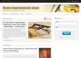 homeimprovementstep.com