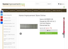 homeimprovementstore.org